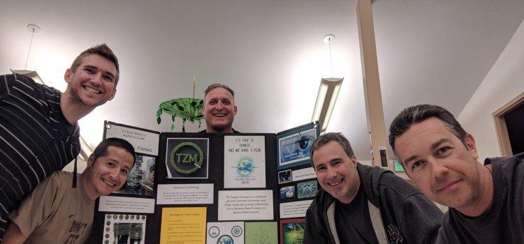 Tue, April 17, 2018 – Planning Meeting