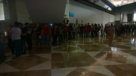 La fila