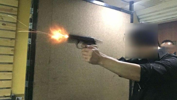 ARMSCOR Shooting Range ハンドガン