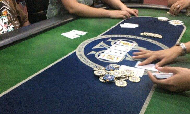 Masters Poker Club ポーカールーム