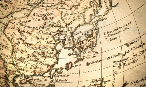 【英語】これだけは知っておくべき地理・自然の名前一覧
