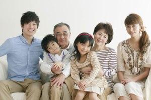 【英語】これだけは知っておくべき家族・親族の名前一覧