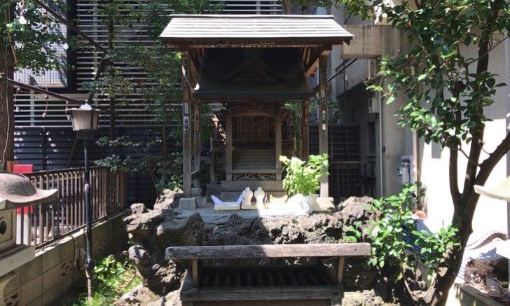 新宿 歌舞伎町 稲荷鬼王神社 恵比寿様