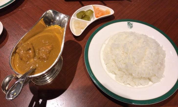 新宿中村屋 Manna(マンナ) 中村屋純印度式カリー