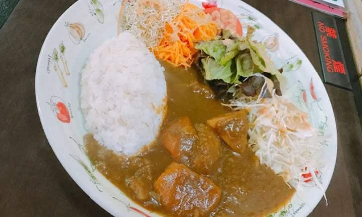 新宿 ぴーまん 野菜カレー 補正版