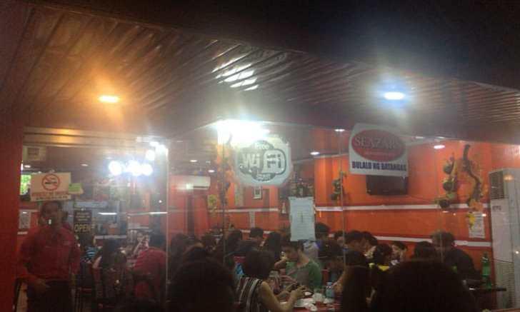 シーサイドマーケットDampa レストラン