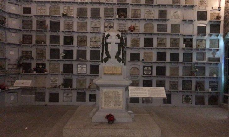 マニラ サン・アグスチン教会 墓