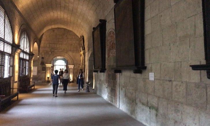 マニラ サン・アグスチン教会 博物館 1階