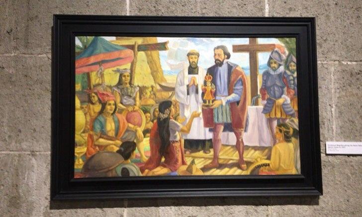 マニラ サン・アグスチン教会 作品