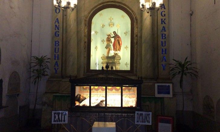 マニラ サン・アグスチン教会
