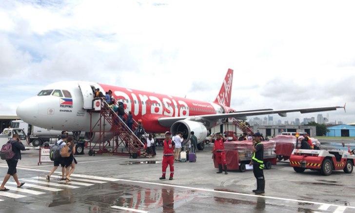 AirAsia(エアアジア航空) AIRBUS A320-200