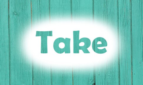 【英語】ネイティブがよく使う「take」の句動詞をまとめてみた