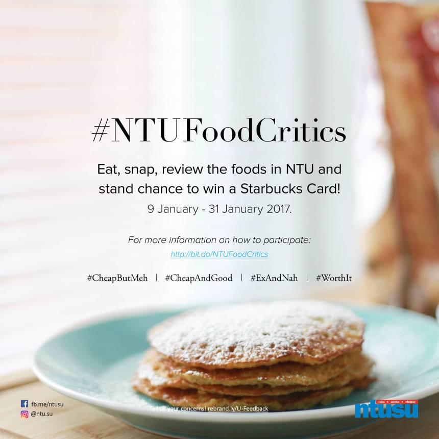 Food Critics Poster