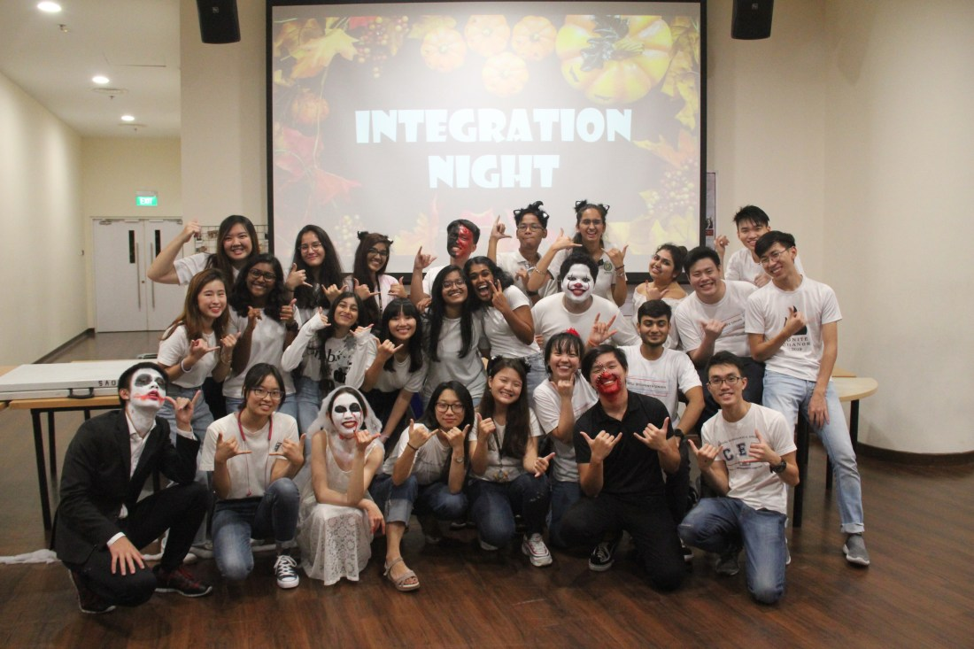 Integration Night 2019
