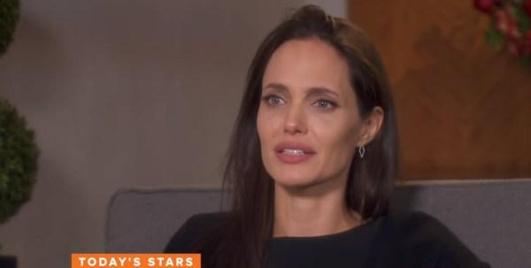 Анджелина Джоли: последние фото 2016. Худая или нет?