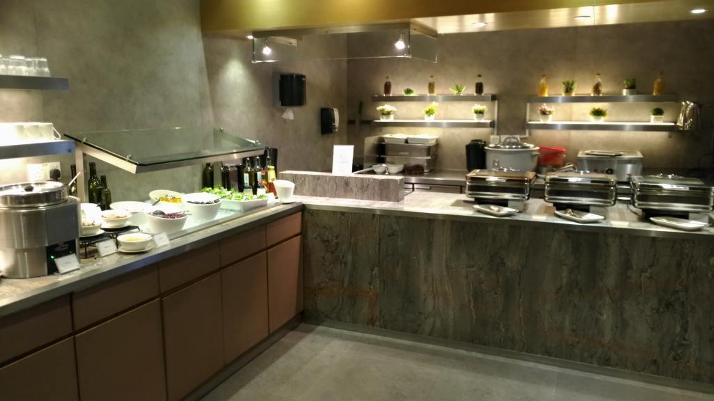 Kuala Lumpur KLIA1 Plaza Premium Lounge