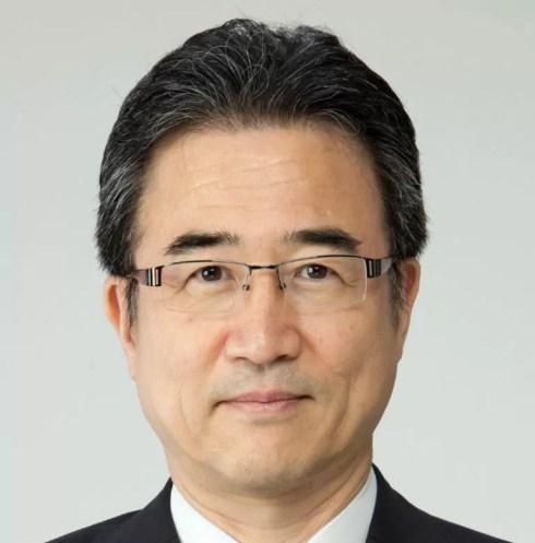 菱電商事 正垣信雄社長 画像出典:日本経済新聞社