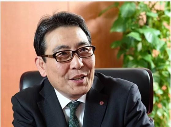 ナック社長 出典:日本流通産業新聞より