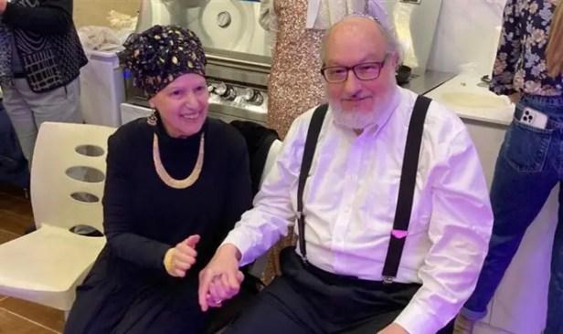 Jonathan and Esther Pollard