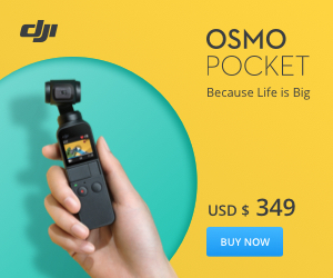DJI Rumors: More Leaked Images of DJI Osmo Action camera