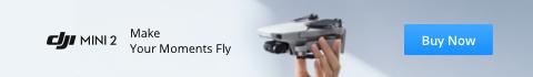 The Dji Mavic Mini Drone Gets Camera And Connection Upgrades
