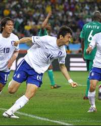 2010 FIFA World Cup - Nigeria vs South Korea, Lee Jung-Soo  (Getty Images)