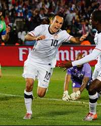Landon Donovan - Usa-Algeria - World Cup 2010 (Getty Images)
