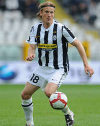 Christian Poulsen, Juventus (Getty Images)