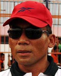 Taufiq Risnendar - Persibo Bojonegoro (GOAL.com/Muhammad AQ)