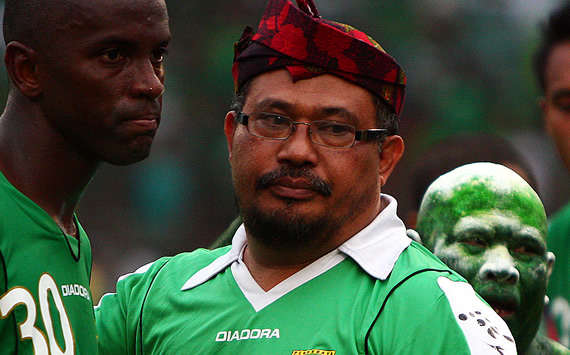 Saleh Ismail Mukadar - Persebaya Surabaya (GOAL.com/Eko Suswantoro)