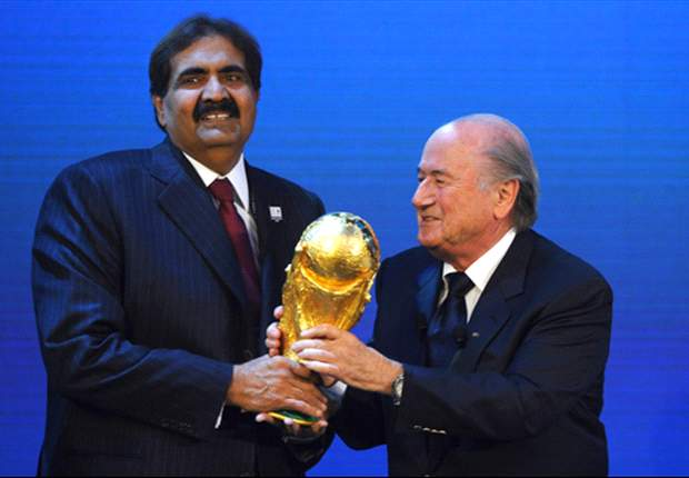 Qatar awarded the 2022 FIFA World Cup
