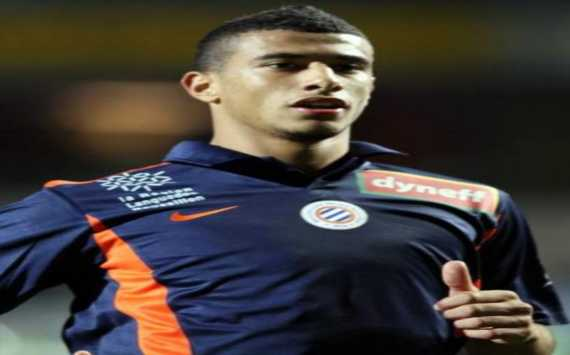 Ligue 1 : Younes Belhanda (Montpellier) - (Panoramic)