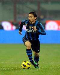 Yuto Nagatomo, Inter Milan (Getty Images)
