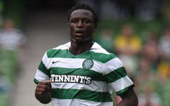 Victor Wanyama of Celtic