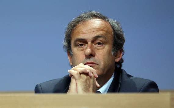 Michel Platini - UEFA President (Getty Images)