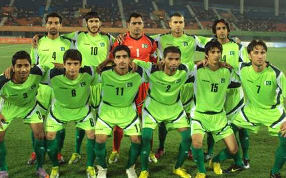 Image result for pakistan football federation