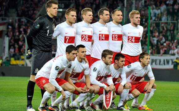 Poland team (Getty Images)