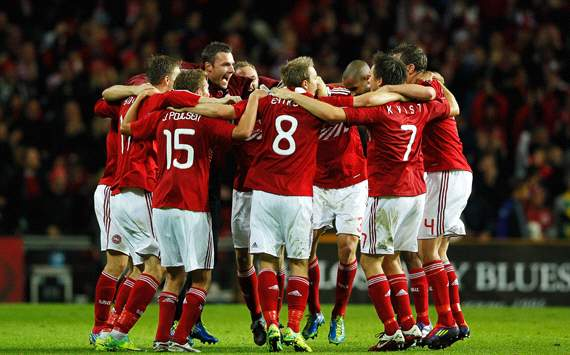 Denmark National Team (Getty Images)