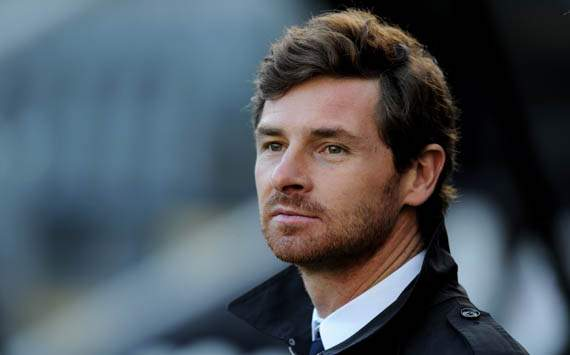 EPL - Newcastle United vs Chelsea, Andre Villas Boas