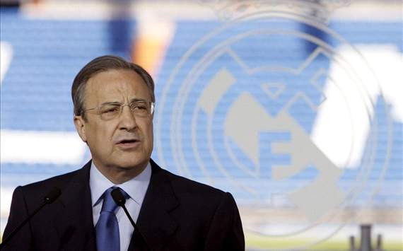 Florentino Perez - Real Madrid