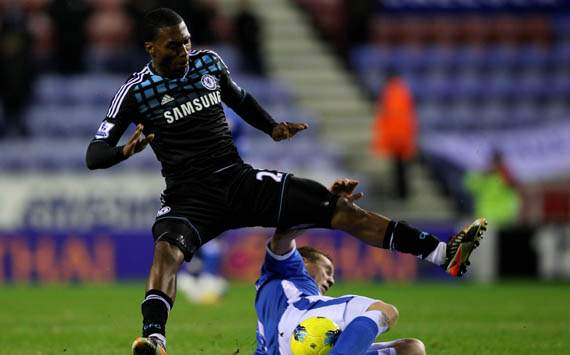 EPL,Daniel Sturridge,Wigan Athletic v Chelsea
