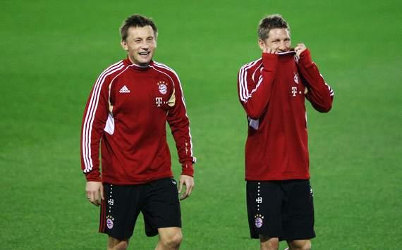 FC Bayern Munich, Ivica Olic & Bastian Schweinsteiger