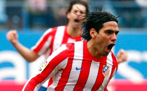 Radamel Falcao - Atletico Madrid