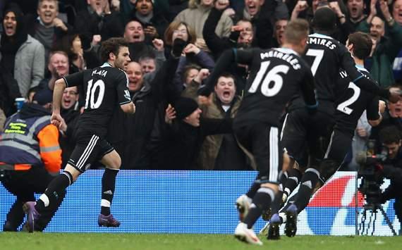 FA Cup - QPR vs Chelsea, Juan Mata