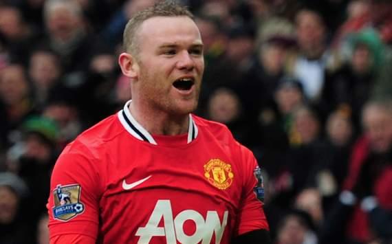 EPL, Wayne Rooney, Manchester United v Liverpool