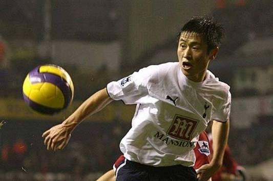 Premier League: Lee Young-pyo, Tottenham Hotspurs (AFP)
