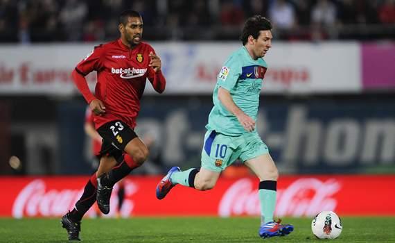Mallorca-Barcelona-Messi