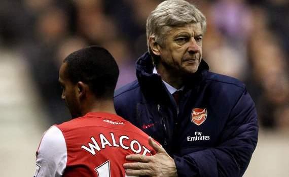 Arsene Wenger: Walcott Perpanjang Kontrak Atau Pergi Dari Klub