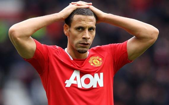 Premier League : Rio Ferdinand (Manchester United vs Everton)