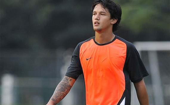 Irfan Bachdim - Persema Malang (GOAL.com/Antara)